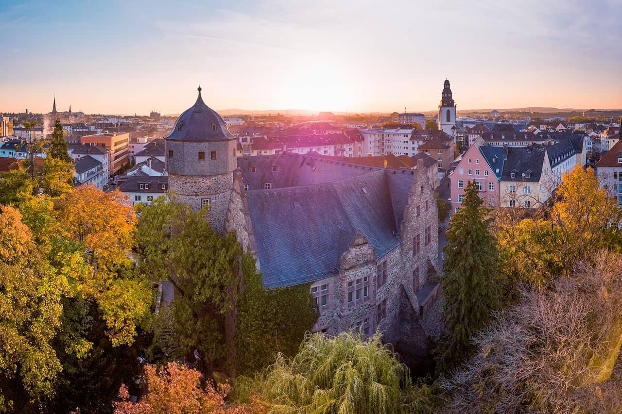 Altes Schloss - Gießen gemeinsam gestalten Gigg